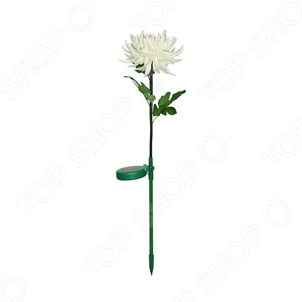 Светильник садовый Старт «Хризантема»
