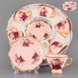 Купить Чайный набор Elan Gallery «Бархатный нектар»