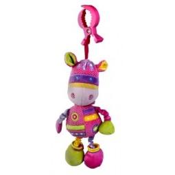 фото Игрушка подвесная музыкальная Жирафики 93870 «Коровка»
