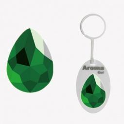 фото Ароматизатор гелевый KOTO Diamond. Вид: Зеленое яблоко
