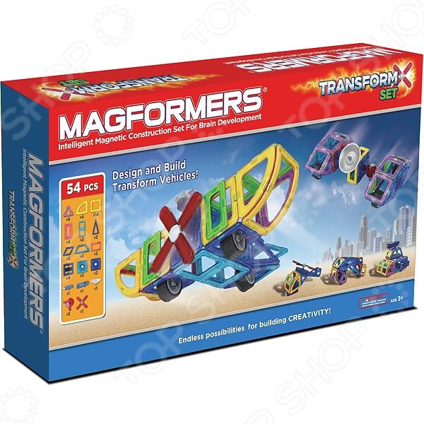 Magformers  Конструктор магнитный Transform set