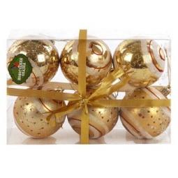 фото Набор новогодних шаров Новогодняя сказка 971529