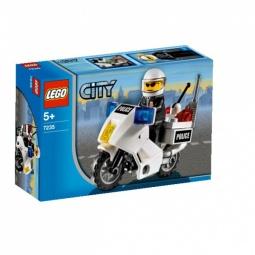 фото Конструктор LEGO Полицейский мотоцикл 21277