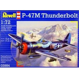 Купить Сборная модель истребителя Revell P-47M «Thunderbolt»