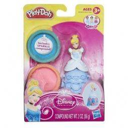 фото Набор: кукла-манекен и пластилин Hasbro A9060 Play Doh «Дисней. Наряд для Золушки»