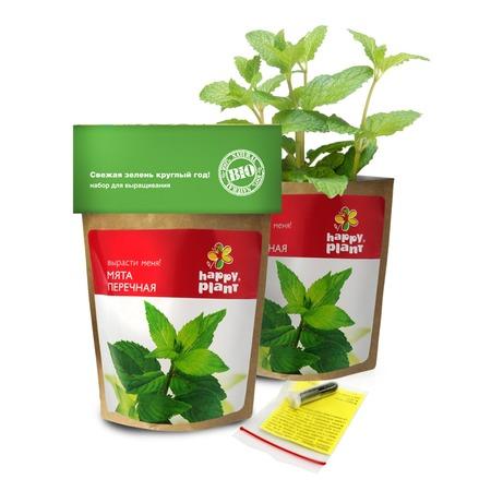 Купить Набор для выращивания Happy Plant «Мята перечная»