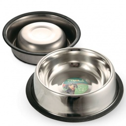 фото Миска для собак TRIOL на резинке. Объем: 0,25 л