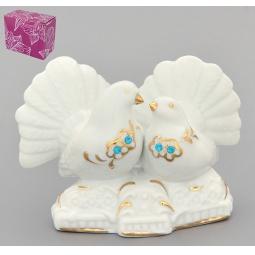 Купить Фигурка декоративная Elan Gallery Голубь и голубка