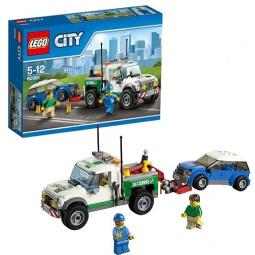 Купить Конструктор LEGO Буксировщик автомобилей