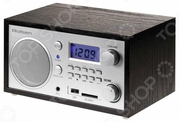 Радиоприемник Rolsen RFM-300 rolsen rrd 300
