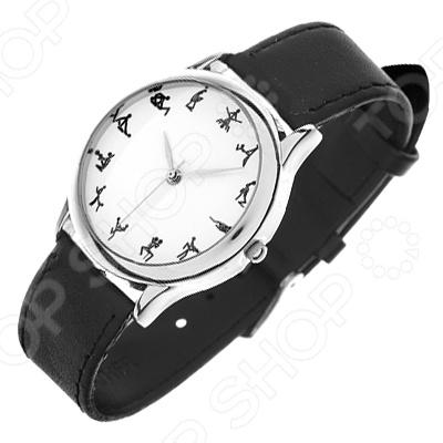 Часы наручные Mitya Veselkov «Камасутра» часы наручные mitya veselkov часы mitya veselkov камасутра силуэт на белом арт shine 20