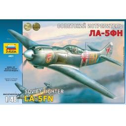 фото Сборная модель Звезда Самолет «Ла-5ФН»