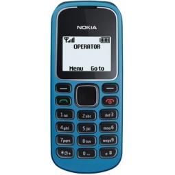 фото Мобильный телефон Nokia 1280. Цвет: голубой
