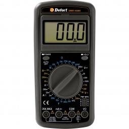 Купить Мультитестер Defort DMM-1000N