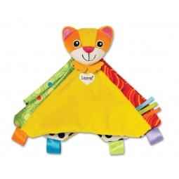 Купить Погремушка-платочек Tomy «Котенок Митти»