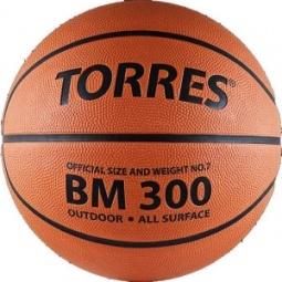фото Мяч баскетбольный Torres B00017