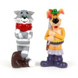 фото Набор игрушек для ребенка Союзмультфильм «Кот и Пес»