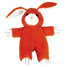 фото Игрушка для собак DEZZIE «Красный заяц»
