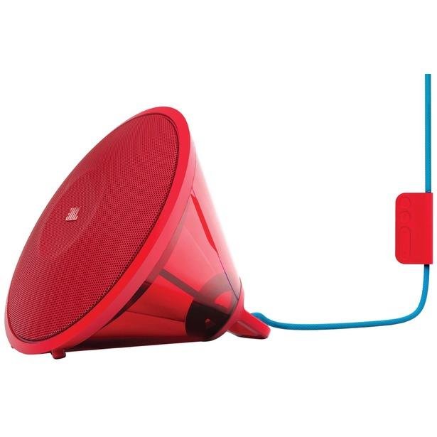 фото Колонки JBL Spark. Цвет: красный