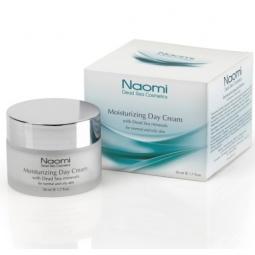 Купить Крем для лица увлажняющий Наоми с минералами Мертвого моря