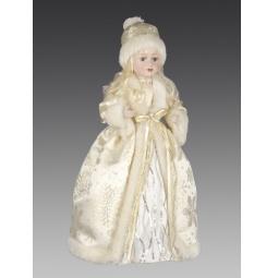 фото Кукла под елку Holiday Classics «Снегурочка» 1709397