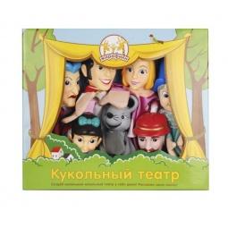 фото Набор для кукольного театра Жирафики «Золушка» 68325