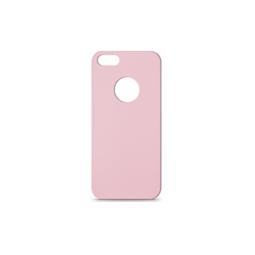 фото Накладка iРhone 5 Onext Color Translucent. Цвет: розовый