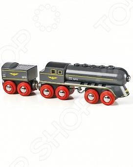 Скорый поезд Brio 33697 что скрывает поезд