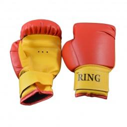 Купить Перчатки боксерские детские Евроспорт Ring П-620
