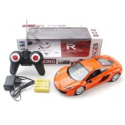 фото Машина на радиоуправлении Shantou Gepai 618. Цвет: оранжевый