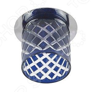 Светильник декоративный потолочный Эра DK54 CH/BL светильник декоративный потолочный эра dk54 ch gg