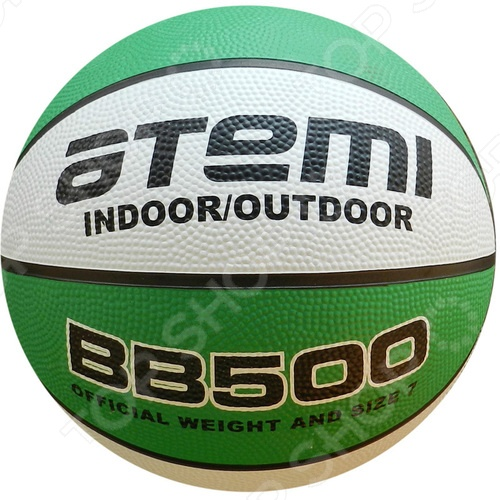 Мяч баскетбольный Atemi BB500 Atemi - артикул: 480313