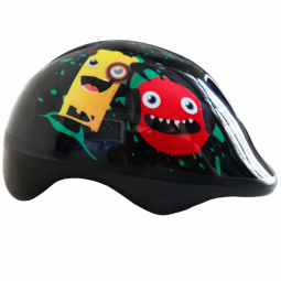 фото Шлем защитный Larsen Monsters. Размер: L (54-57 см)