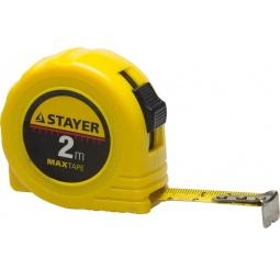 фото Рулетка Stayer Master 34014. Длина: 2 м. Ширина: 16 мм