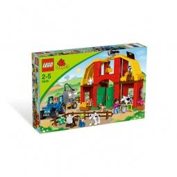 фото Конструктор LEGO Крупная ферма