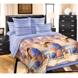фото Комплект постельного белья Королевское Искушение с компаньоном «Предложение». 2-спальный. Размер простыни: 220х240 см