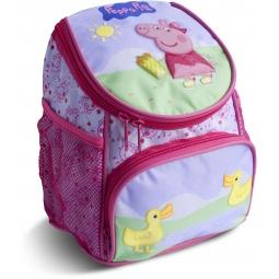 Купить Рюкзак дошкольный Peppa Pig увеличенный «Свинка Пеппа и утка»