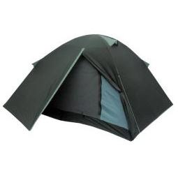 фото Палатка 3-х местная Larsen A3. Цвет: зеленый, голубой