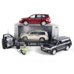 фото Машина на радиоуправлении Hui Quan Toyota Land Cruiser. В ассортименте