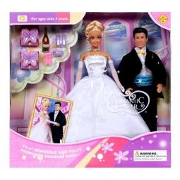 фото Набор кукол Defa Lucy «Жених и невеста». В ассортименте