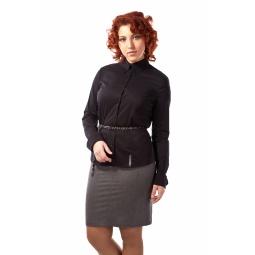 фото Рубашка Mondigo XL 9604. Цвет: черный. Размер одежды: 48