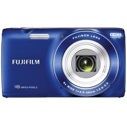фото Фотокамера цифровая Fujifilm FinePix JZ250. Цвет: синий