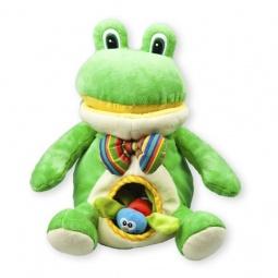 фото Мягкая игрушка развивающая Жирафики «Лягушка и стрекозки»
