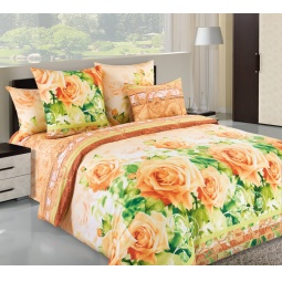 фото Комплект постельного белья Белиссимо «Леди». 2-спальный. Размер простыни: 220х195 см