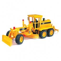 фото Машинка игрушечная Bruder «Грейдер» CAT