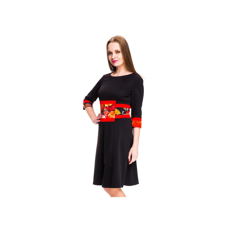 91b90dfc23450 Платье Mondigo 5164. Цвет: черный. Размер одежды: 48 купить по ...