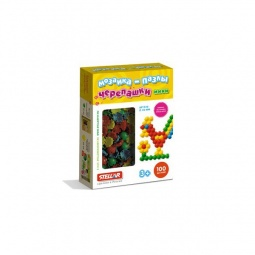 Купить Мозаика для ребенка Стеллар «Пазлы черепашки-мини»