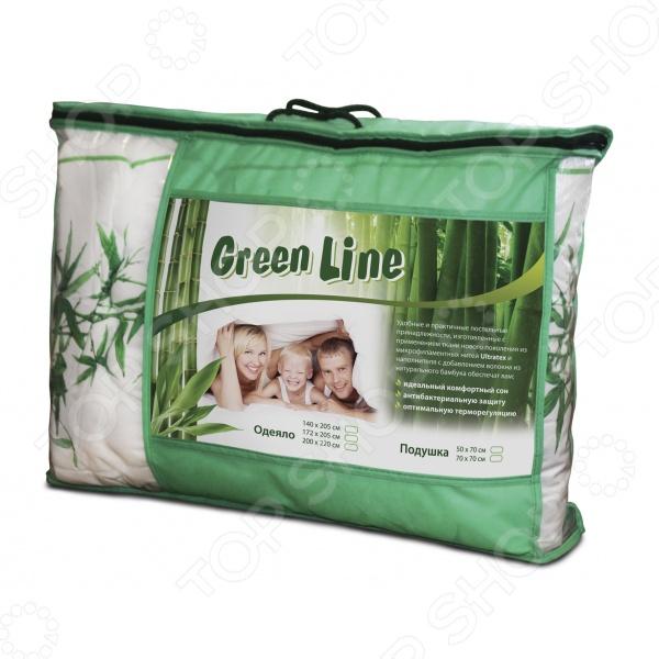 Одеяло Green line