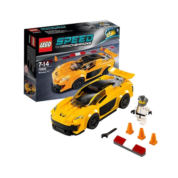 фото Конструктор LEGO McLaren P1