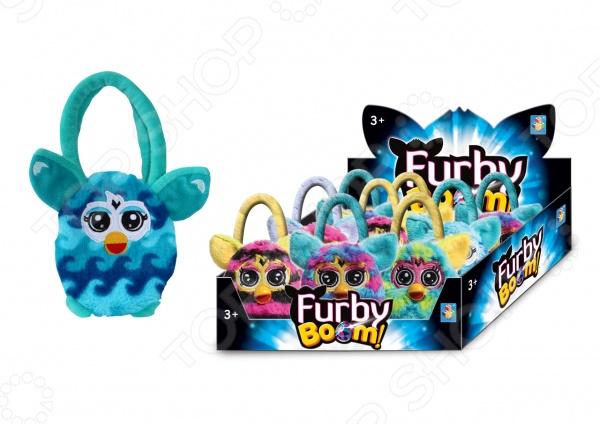 Сумочка детская 1 Toy Furby Т57556 плюшевая игрушка furby сумочка в горох 12 см хенгтег